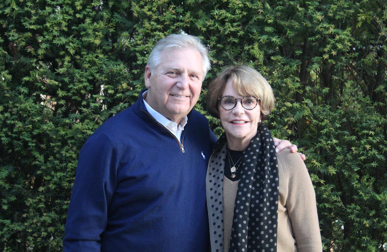 Rod Senft and Wife Jeannie Senft