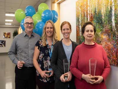 2019 North Shore Health Care Award Recipients